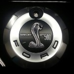 Shelby Cobra emblemet